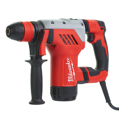 Milwaukee PLH28XE 28mm SDS Plus 3 Mode Hammer Drill 240v with Case