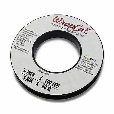 Wrapcut vehicle wrap/ vinyl filament trimming tape- 3mm x 60m no need for knives
