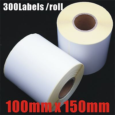 Direct Thermal Label 100X150mm 4x6 for Fastway Startrack AusPOST eParcel