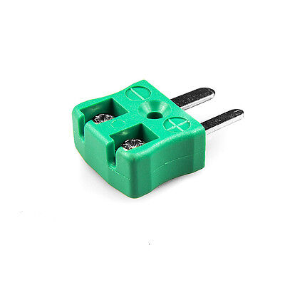 Labfacility Miniature Quick Wire Thermocouple Connectors IEC, ANSI, Plugs Socket
