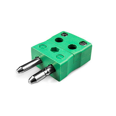Labfacility Standard Quick Wire Thermocouple Connectors IEC, ANSI, Plugs Socket
