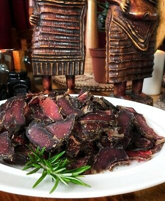 BILTONG SLICED 1kg Traditional - Best Quality & Price from The Best Biltong Shop