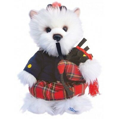 """12"""" West Highland White Terrier Piper"""