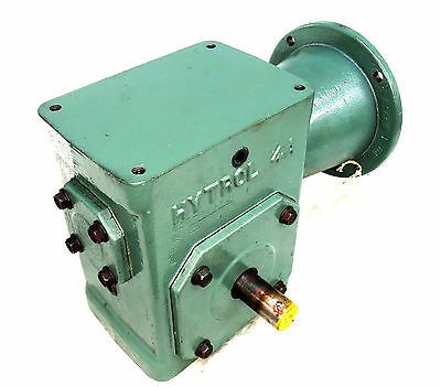 Hytrol 4AC 40-1 RH Worm Gear Speed Reducer with C-Face Adapter WHSE