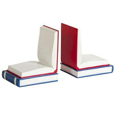 Open Bookends