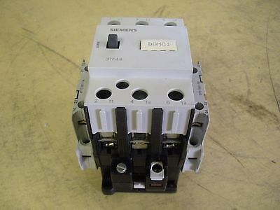 Siemens Contactor 3TF4422-0A with Auxiliary Contacts