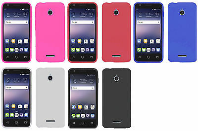 on sale 8839c b2df2 COMBAT HYBRID CASE Phone Cover For Alcatel Ideal 4060a GoPhone ...