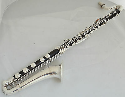 Unique 1929 Pristine Bass Clarinet Buffet Crampon Low C - Complete Restored