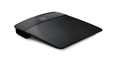 Linksys E1200 Wireless N300 802.11B/G/N Router