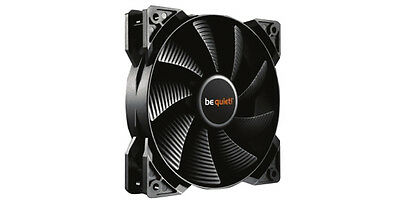 be quiet! Pure Wings 2 140MM 1000RPM 61.2CFM 18.8 dbA Cooling Fan - Black