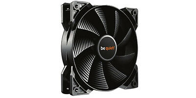 be quiet! Pure Wings 2 120MM 1500RPM 51.4CFM 19.2 dbA Cooling Fan - Black