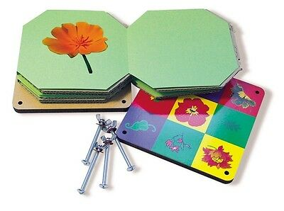 Childs Traditional Wooden Flower Press Kit - Kids