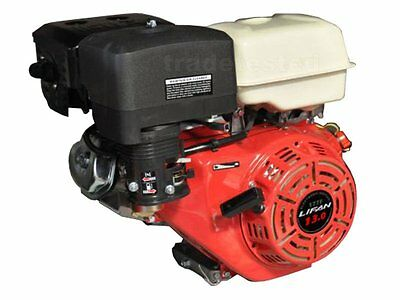 New Lifan 13HP Petrol Engine ships to NZ only