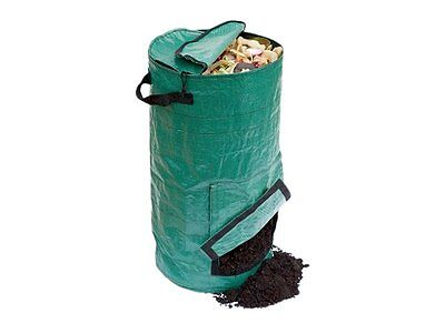 New Pop-Up Compost Bin Round 115L 800mm x 440mm ships to NZ only