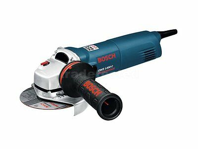 New Bosch Blue Angle Grinder 125mm 1400W ships to NZ only