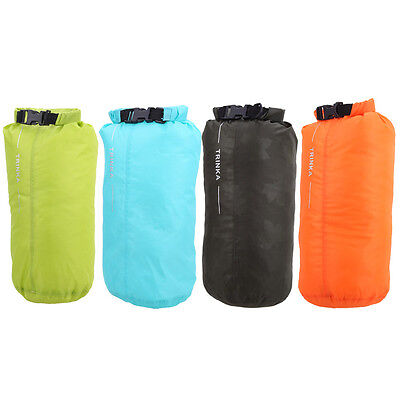 8L Waterproof Dry Bag Storage Floating Pouch for Canoe Kayaking Rafting Camping
