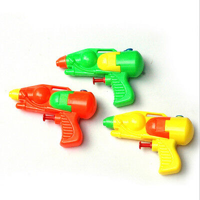 New Funny Plastic Pressure Water Gun Pistol For Children/Kids Favorite Game