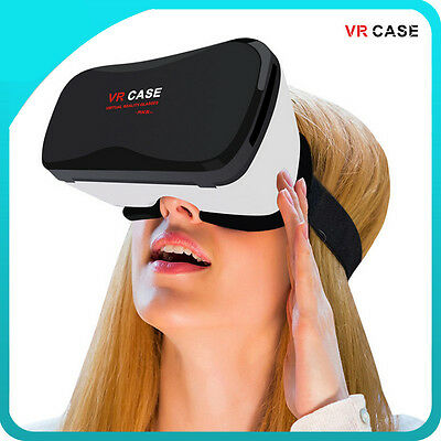 VR CASE 5plus 3D Game Video Virtual Reality Glasses Case Headset for Smart Phone