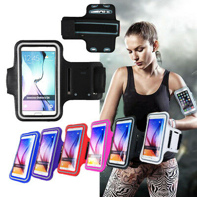Sports Gym Running Armband Case Pouch Bag For Samsung Galaxy S7 S6 Edge S5