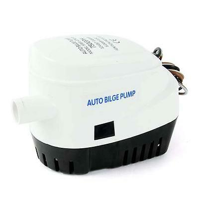 Automatic Submersible Boat Bilge Water Pump 12V 750GPH with Float Switch  AB