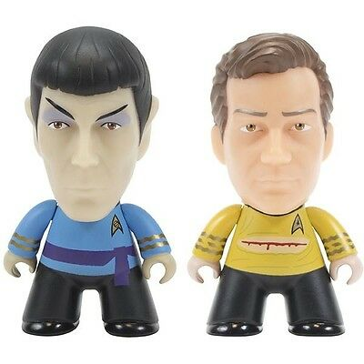 New Sdcc Exclusive 2016 Titans: Kirk & Spock: Amok Time