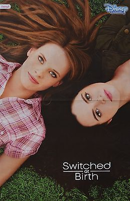 SWITCHED AT BIRTH - A3 Poster (ca. 42 x 28 cm) - Clippings Fan Sammlung NEU