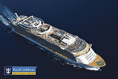 Royal Caribbean Gift Card - $50, $100 or $200 - Email delivery