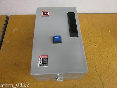 Cutler-Hammer ECN0521AAA Enclosure Only For Starter Style 84-28692-6 NEW OLD STK