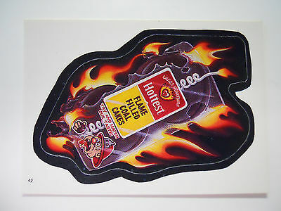 VINTAGE! 1986 Topps Wacky Packages Trading Card #42-Hottest-Hostess