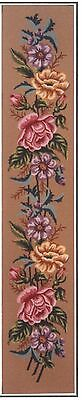 Gobelin L Printed Tapestry Canvas - Rose Bell Pull