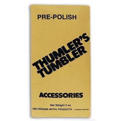 Thumlers Tumbler 2 oz. of Rock Tumbling Pre Polish for Third Stage Polishing