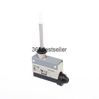 Coil Spring Actuator Momentary Micro Limit Switch Ui 380V 10A TZ-7166