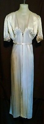 Victorian Robe, Authentic Vintage Robe, Beautiful!!  Franklin Simons