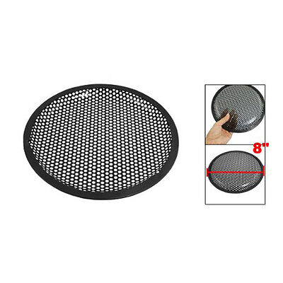 H1 Universal 8 Inch Subwoofer Speaker Metal Waffle Cover Guard Grill