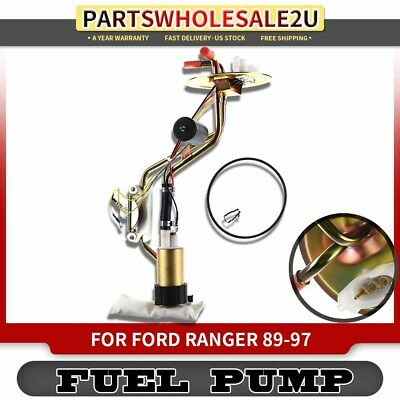Fuel Pump For 1994-97 Mazda B2300 Gas Eng Extended Cab Pickup w// Sending Unit