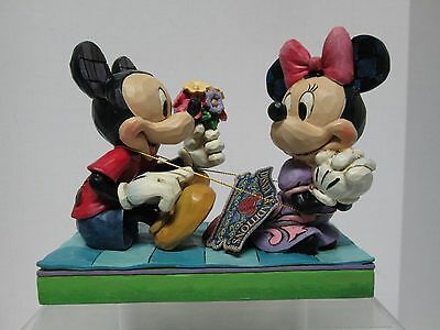 Disney Tradition Mickey & Minnie Mouse - I Picked this for You - 4046066