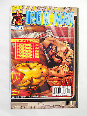 Marvel Comics Iron Man #8 (1998)