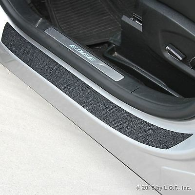 2015-2016 Ford Edge 4pc Door Sill Step Protector Threshold Shield Pads Cover
