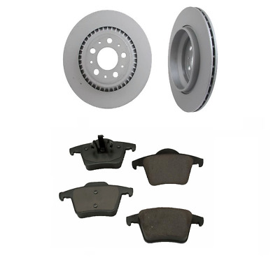 Front Premium Brake Pads Set Left and Right For 1995-1997 MAZDA B2300