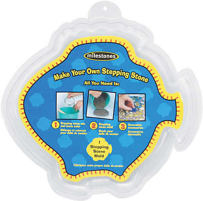 """Stepping Stone Mold Fish 12"""" 90723127"""