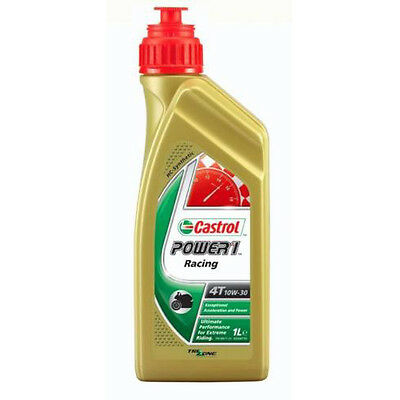 Castrol Power 1 Racing Fully Synthetic 4T 10W30 Engine Oil 1L