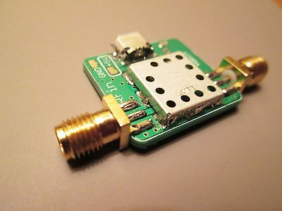 Low Noise Amplifier 100 kHz to 2000 MHz RF LNA Gain 30dB; Operates to 5 GHz; USB