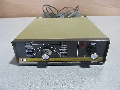 B&K Precision 1243 Digital I.C. IC Color Generator Free Shipping