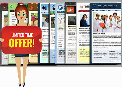 5 Page Small businessWebsite Design Services