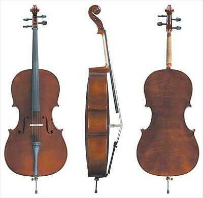 Gewa Cello Allegro 4/4 Full Size + Thomastik Strings **NEW**