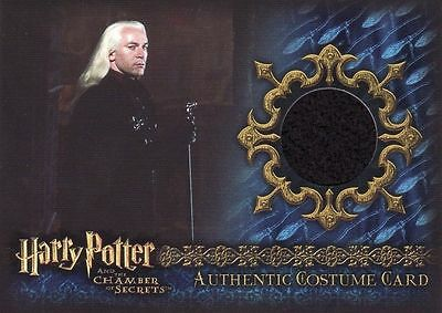 Harry Potter Chamber of Secrets CoS Lucius Malfoy C8 Costume Card
