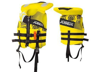 Jobe Progress Safety Vest Youth Neo Life Jacket Jetski Wakeboard Waterski