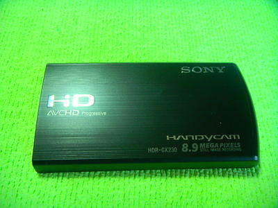 Genuine Sony Hdr-Cx230 Lcd Case Cover Parts For Repair
