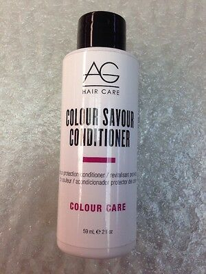AG Hair Cosmetics COLOUR SAVOUR 2oz Color Care Save Protection Conditioner Trave