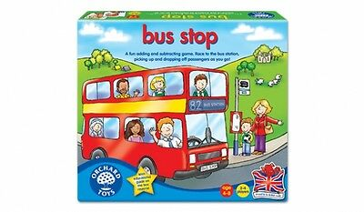 Orchard Toys - Bus Stop, Kids Educational Maths Games